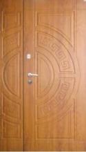 """Полуторные двери """"Греция"""" Портала"""