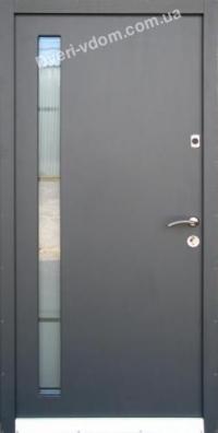 Металл-Мдф М2+Графит «стеклопакет»