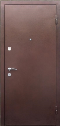 Входные двери Гранит Гладь