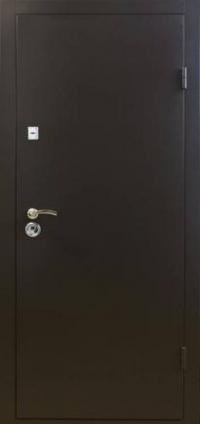 Троя Премиум «Металл\металл» Уличные двери
