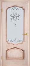 Двери Александрия, королевская патина