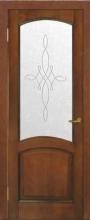 Формет «Астория» 25.2 Орех (стекло)