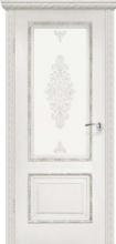 Двери Комплеана, антик декапе