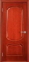 Двери Престиж, красное дерево