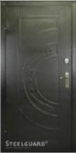 Стилгард (Steelguard) входные двери М 149 DU (улица)