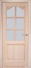 Двери Дакота со стеклом
