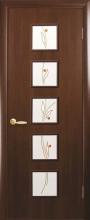 """Двері міжкімнатні Фора """"Новий Стиль"""" з малюнком"""