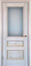 Дверь Alesandro, песочная патина