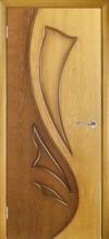 Двери Лючия, цельное дерево