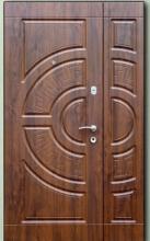 Двери полуторные Атланта модель (Греция)