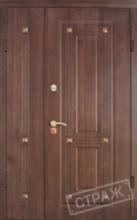 Страж полуторные двери модель Экриз (улица)