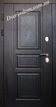 """Уличные двери """"Прованс Премиум+"""" (двухцветные)"""