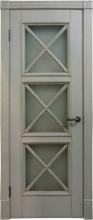 Формет «Прованс»24.4 (стекло) Белый дуб песочная патина