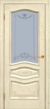 Двери Леона, ваниль, Витраж