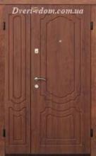 """Полуторные двери Портала """"Классик"""" Уличные"""