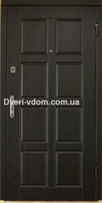 Уличные двери «Чайка»